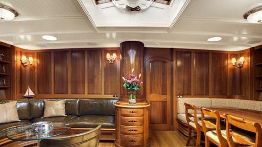 Seaway Yacht Interior