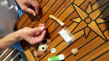 Seaway Yacht Delivery Compass article